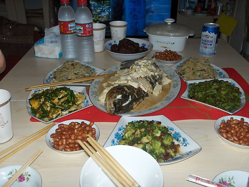 Seven Dinner & Guomao 001
